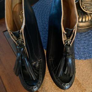 Coach Shoe Booties